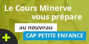 Formation CAP Accompagnant Educatif Petite Enfance