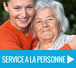 secteur service à la personne