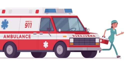 Devenir Ambulancière - Fiche Métier Minerve