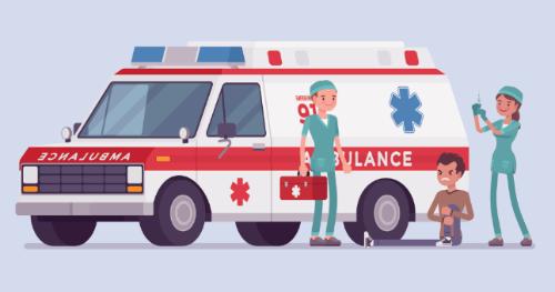 Fiche Métier Ambulancier